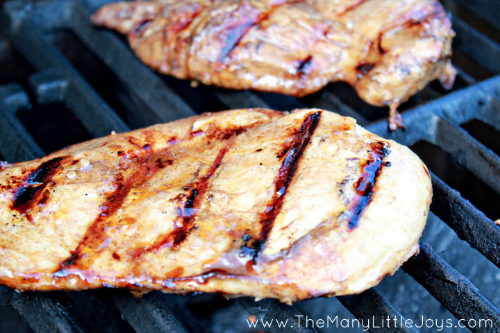Easy, make-ahead chicken marinades for summer grilling